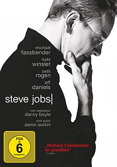 Steve Jobs DVD-Cover - Universal Pictures Home Entertainment