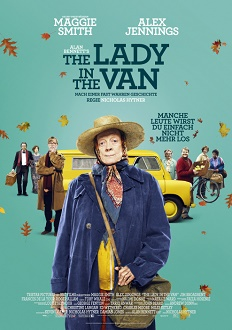 The Lady in the Van Plakat - Sony Pictures