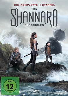 The Shannara Chronicles - Die komplette 1. Staffel - Concorde Home Entertainment