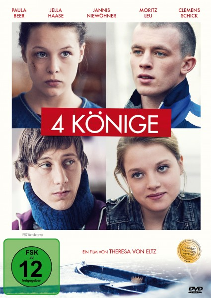 4 Könige DVD-Cover - Lighthouse Home Entertainment