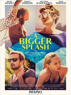 A Bigger Splash Plakat - Studiocanal