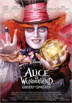 Alice im Wunderland - Hinter den Spiegeln Plakat - Disney