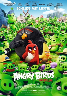 Angry Birds Plakat - Sony Pictures