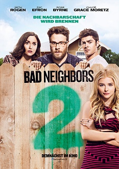 Bad Neighbors 2 Plakat - Universal Pictures