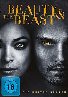 Beauty and the Beast - Staffel 3 DVD-Cover - Universal Pictures Home Entertainment