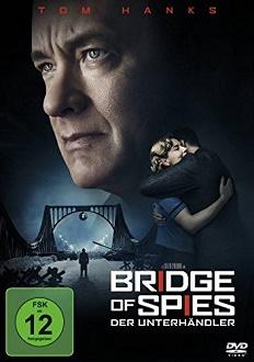 Bridge of Spies - Der Unterhändler DVD-Cover - Twentieth Century Fox Home Entertainment
