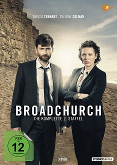 Broadchurch - Staffel 2 DVD-Cover - Studiocanal