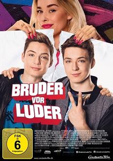Bruder vor Luder DVD-Cover - Constantin Film