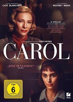 Carol DVD-Cover - DCM
