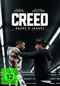 Creed - Rocky's Legacy DVD-Cover - Warner Home Video