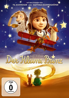 Der kleine Prinz DVD-Cover - Warner Home Video