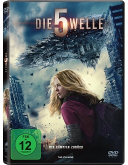 Die 5. Welle DVD-Cover - Sony Pictures Home Entertainment