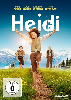 Heidi DVD-Cover - Studiocanal
