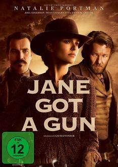 Jane Got a Gun DVD-Cover - Universum Film