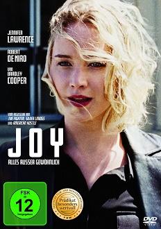 Joy - Alles außer gewöhnlich DVD-Cover - Twentieth Century Fox Home Entertainment