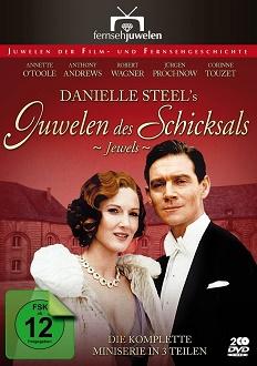 Juwelen des Schicksals DVD-Cover - Fernsehjuwelen