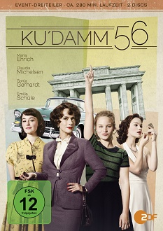 Ku'damm 56 DVD-Cover - Universum Film