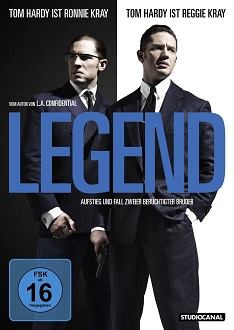 Legend DVD-Cover - Studiocanal