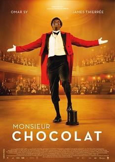 Monsieur Chocolat Plakat - DCM Film