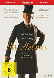 Mr. Holmes DVD-Cover - Alamode Film