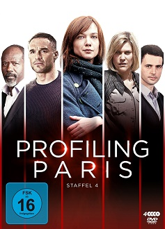 Profiling Paris - Staffel 4 DVD-Cover - polyband