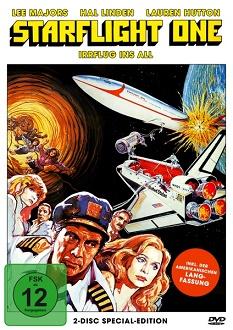 Starflight One - Irrflug ins All DVD-Cover - Koch Media