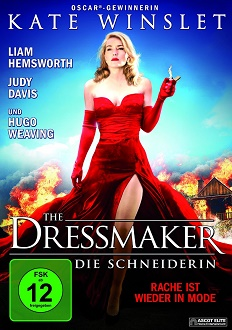 The Dressmaker DVD-Cover - Ascot Elite