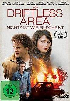 The Driftless Area - Nichts ist wie es scheint DVD-Cover - Sony Pictures Home Entertainment