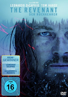The Revenant - Der Rückkehrer DVD-Cover - Twentieth Century Fox Home Entertainment