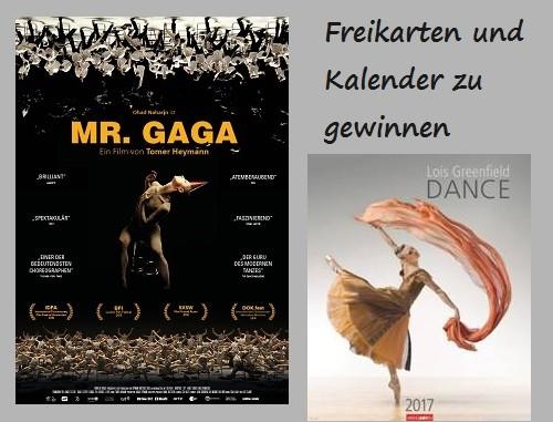 Verlosung Mr. Gaga