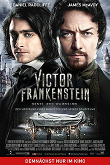 Victor Frankenstein - Genie und Wahnsinn Plakat - Twentieth Century Fox