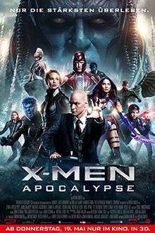 X-Men Apocalpyse Plakat - Twentieth Century Fox
