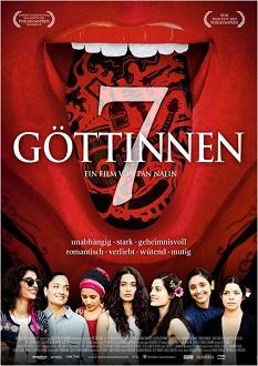 7 Göttinnen Plakat - NFP