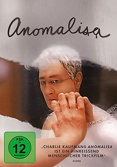 Anomalisa DVD-Cover - Universal Pictures Home Entertainment