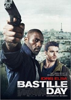 Bastille Day Plakat - Studiocanal
