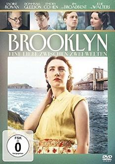 Brooklyn - Eine Liebe zwischen den Welten DVD-Cover - Twentieth Century Fox Home Entertainment