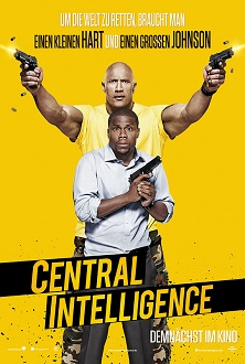 Central Intelligence Plakat - Universal Pictures