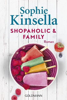 Cover - Kinsella, Sophie - Shopaholic & Family