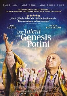 Das Talent des Genesis Potini Plakat - Koch Media
