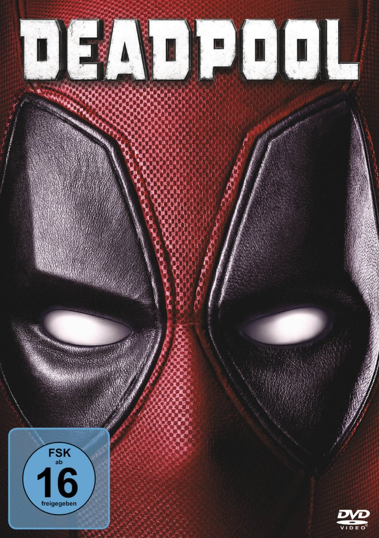 Deadpool DVD-Cover - Twentieth Century Fox Home Entertainment