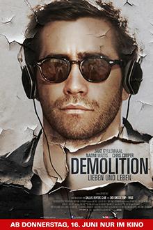 Demolition - Lieben und Leben Plakat - Twentieth Century Fox