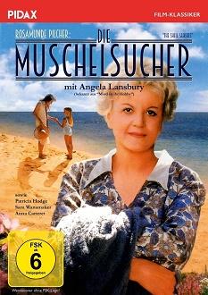 Die Muschelsucher DVD-Cover - Pidax Film