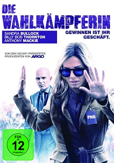 Die Wahlkämpferin DVD-Cover - Warner Home Video