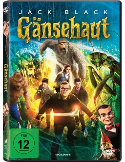 Gänsehaut DVD-Cover - Sony Pictures Home Entertainment