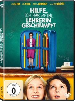 Hilfe, ich hab meine Lehrerin geschrumpft DVD-Cover - Sony Pictures Home Entertainment
