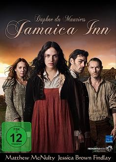 Jamaica Inn DVD-Cover - KSM