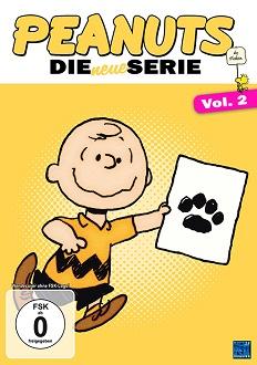 Peanuts - Die neue Serie - Staffel 2 DVD-Cover - KSM