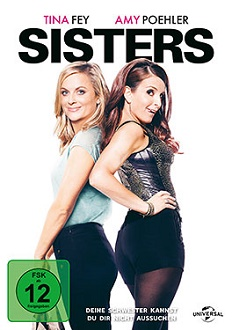 Sisters DVD-Cover - Universal Pictures Home Entertainment