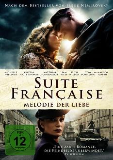 Suite Francaise - Melodie der Liebe DVD-Cover - Universum Film