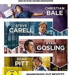 The Big Short DVD-Cover - Universal Pictures
